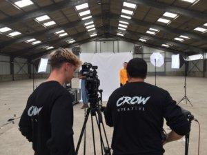 Filming Creation Fest
