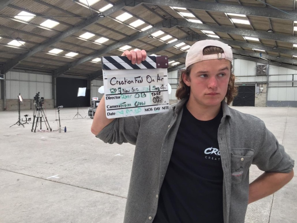 River the Director!