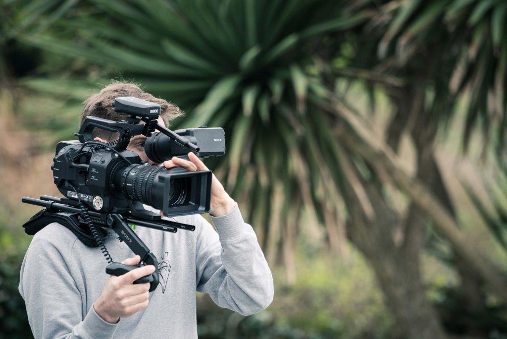 Camera Operator Cornwall