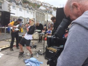 Live Music Filming