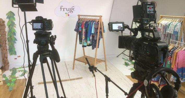 Fashion Shoot Cornwall