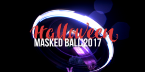 Masked Ball Ride With Text