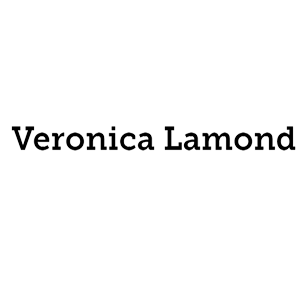 Veronica Lamond Greyscale Logo