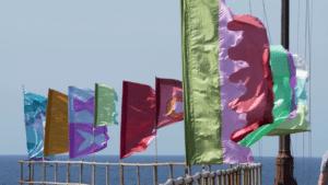 Food Festival 2017 Flags