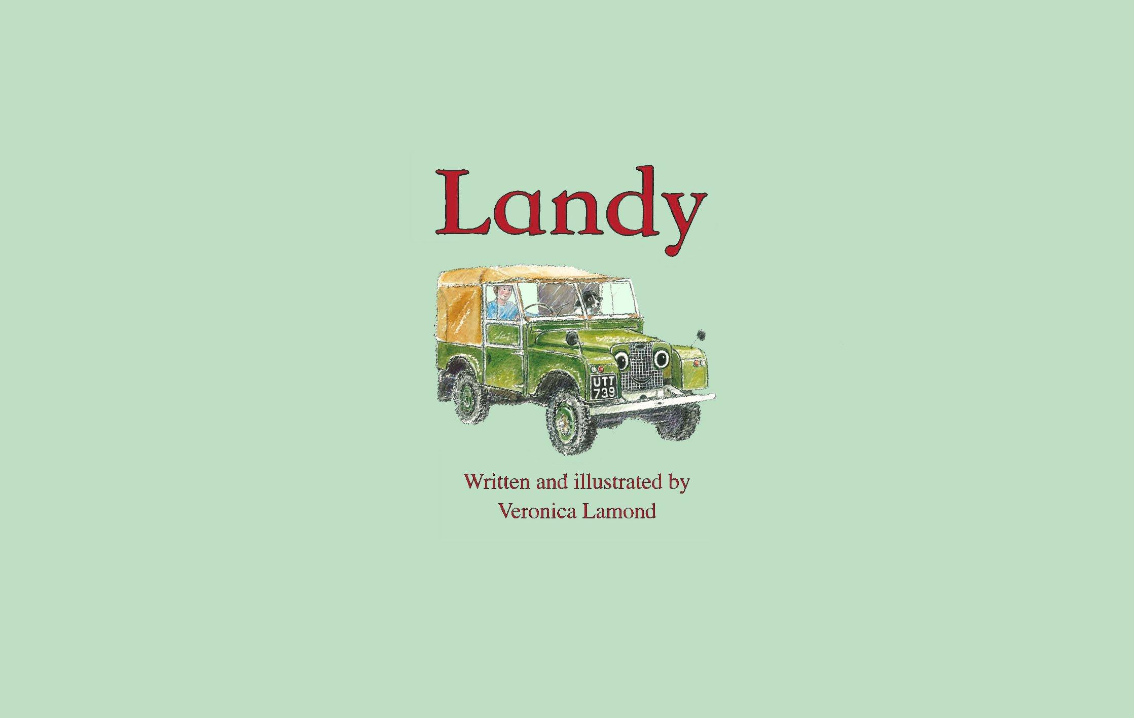 Landy ctitle page green
