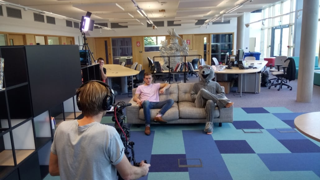 Video production Cornwall