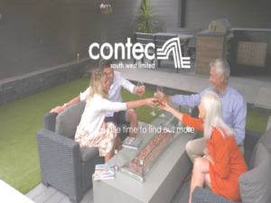 Contec Advert End Frame