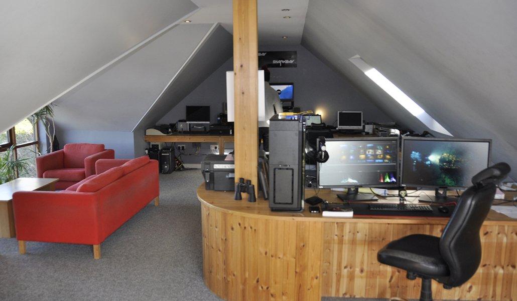 Our Porthleven Studio