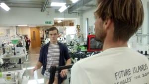 Filming Explainer Videos