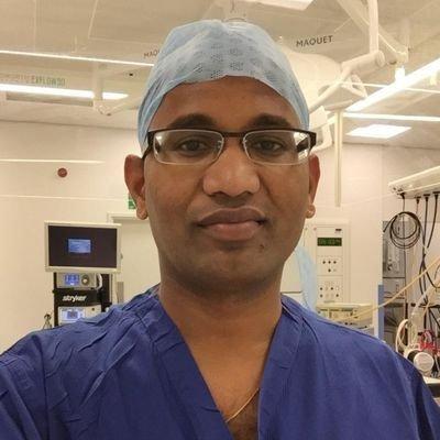 Dr. Somaiah Aroori