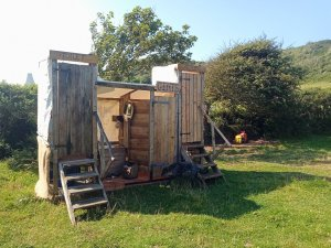 Eco Toilets from Local Supplier