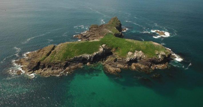 Mullion Island