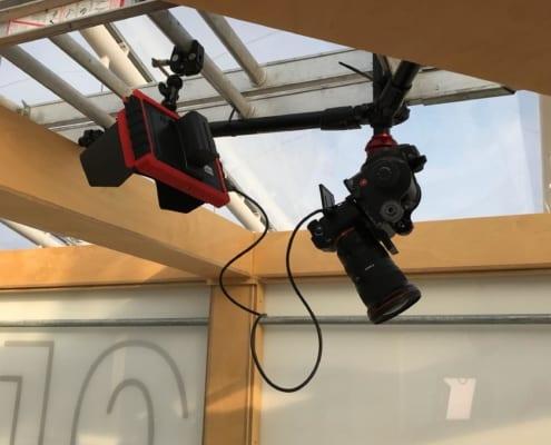 Creative camera rigging